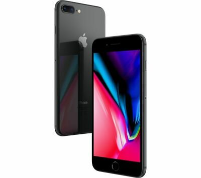 APPLE iPhone 8 Plus - 64 GB, Space Grey - Currys