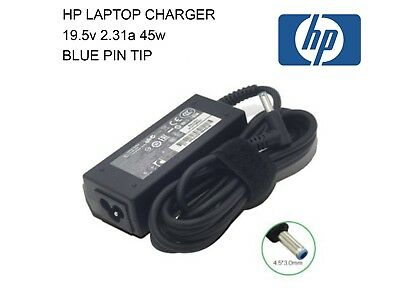 HP Laptop Adapter Charger 740015-001 741727-001 19.5V 45W 2.31A Power