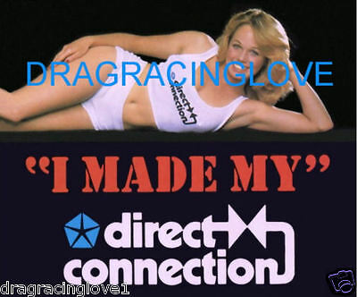 """I Made My Direct Connection"" ""Stephanie"" ""Miss Direct Connection"" PHOTO!"