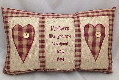 PRECIOUS MUM MOTHER SENTIMENT CUSHION GREAT MOTHERS DAY BIRTHDAY Special Offer