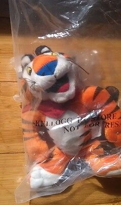 Tony the Tiger plush - Kelloggs Frosted Flakes 1997