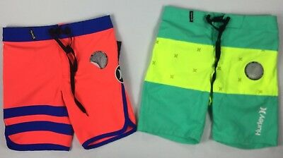 Boy's Youth Hurley H2O Water Reveal Swim Trunks