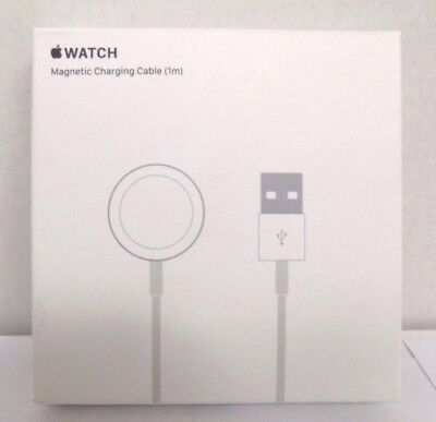 Genuine Apple Watch 1m Magnetic Charging Cable (MKLG2AM/A)