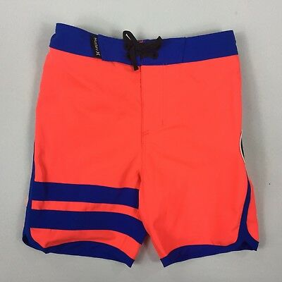 Toddler Boy's Hurley H2O Water Reveal Swim Trunks