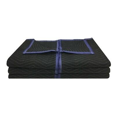 6 Performance Moving Blankets 55# per Dozen Professional Quality