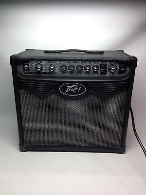 Peavey VYPYR Amp 15-Watt Modeling Guitar Amplifier 15w - Working Well