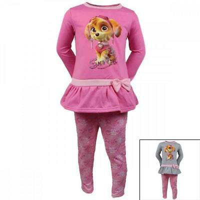 Paw Patrol -Nickelodeon- Pullover - Shirt - Pulli - Leggings - Set