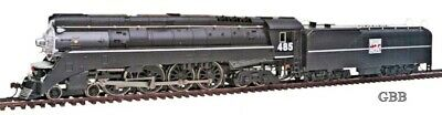 HO  WESTERN PACIFIC GS64 4-8-4 DCC Equipped Locomotive BACHMANN New in Box 50206