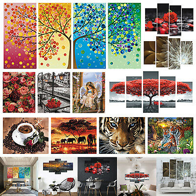 Modern Art Oil Paintings Canvas Print Pictures Home Wall Decoration No Frame Kit