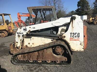 Bobcat T250 Tracked Skid Steer Loader (One Owner!)