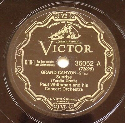 Paul Whiteman - Grand Canyon