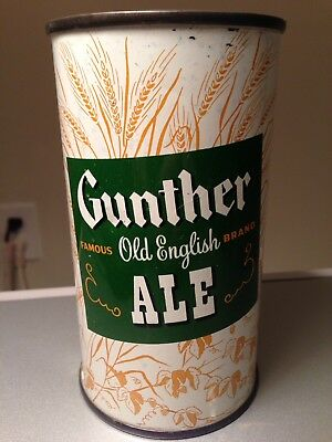 Gunther Old English Ale 78-17