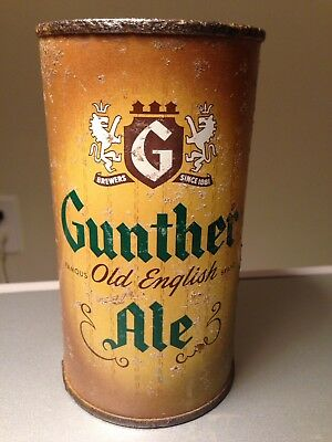 Gunther Old English Ale 78-16