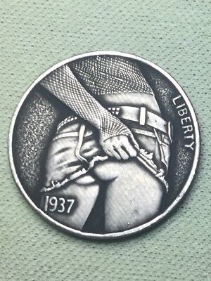 Very nice(take a peek)back end of a Gal, hobo nickel, Love token,Fantasy coins
