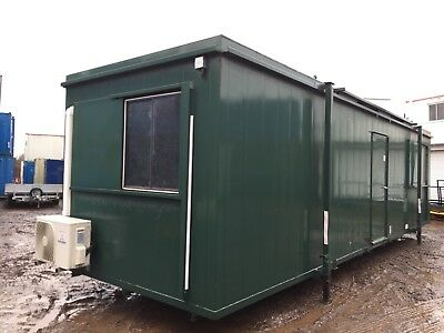 Site Cabin Portable Building Fire Rated Air Condition (More Available)