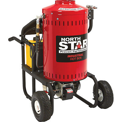 NorthStar Pressure Washer Heater/Steamer Add-on Unit-4000 PSI 4 GPM 120V #157495