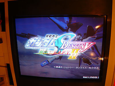 Mobile Suit Gundam Seed Destiny Vs Zaft Ii Dvd And Security Dongle.