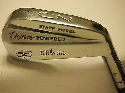 ****vintage Wilson Staff Black Dot  # 3 Iron Mens Free Shipping In Usa  ****