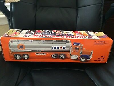 Lube Oil Legends Union 76 Tanker Truck Bank #7 in series 1998 Edition 1:32