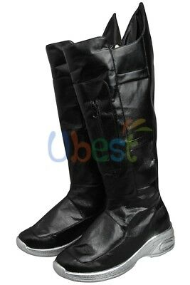 Star Trek Discovery Michael Burnham Black Boots Cosplay Shoes