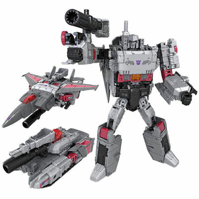 Transformers Generations Titans Return Voyager DOOMSHOT MEGATRON 18CM Toy New
