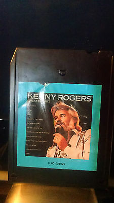 Kenny Rogers Greatest Hits 8-Track