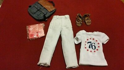 Fashion Royalty Integrity Dynamite Boys Take it Easy Cruz Homme Outfit and shoes