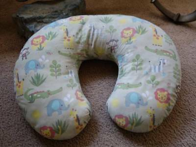 Boppy Pillow And Extra Cover - Baby Infant (No Shipping)
