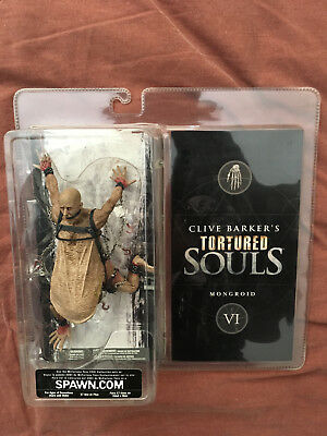 Clive Barker TORTURED SOULS Mongroid Figur MC FARLANE TOYS