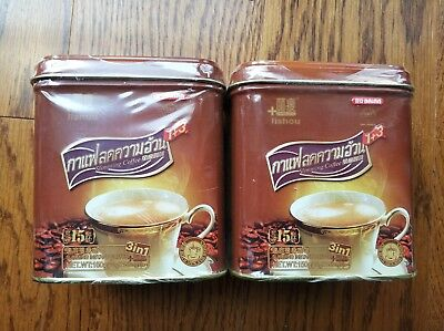 2 Boxes SLIMMING INSTANT COFFEE DIET DRINK LOSE WEIGHT NATURALLY