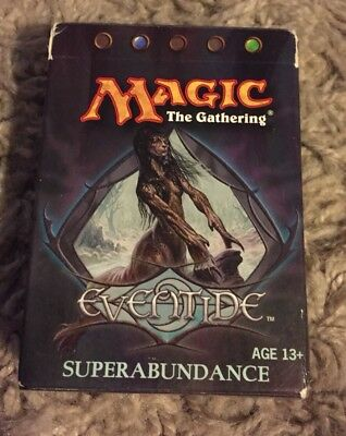 Magic The Gathering - Eventide - Superabundance Deck