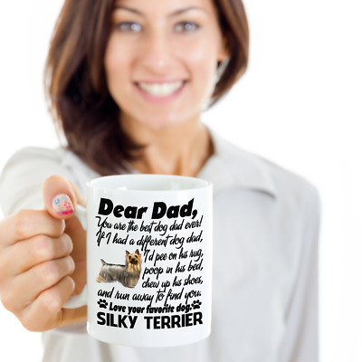 Once You've Lived with a Silky Terrier  Mug