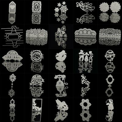 29 Styles DIY Stencil Cutting Dies Scrapbook Embossing Stanzschablone#