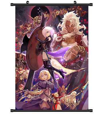 4325 Fate Grand Order apocrypha Joan Alter Home Decor Poster Wall Scroll cosplay