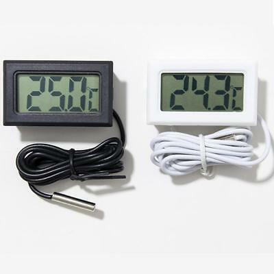 Heiß Mode LCD Display Temperaturmesser Thermometer Gauge W /  Kühlschrank