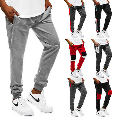 OZONEE Herrenhose Jogginghose Sport Fitness Trainingshose Jogger Freizeit MIX ★