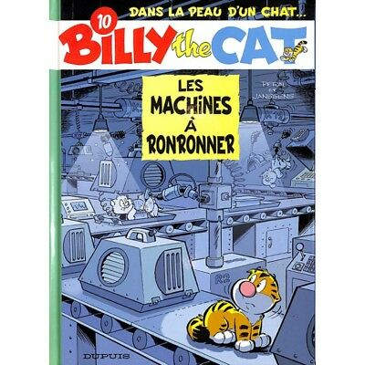 Billy the cat 10