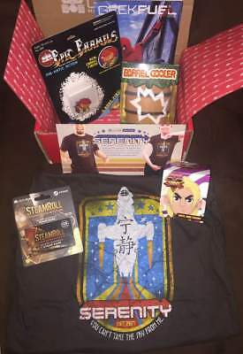 Geek Fuel Complete Box all new and unopened/unused Donkey Kong Street Fighter M