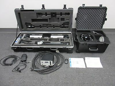 Creaform MetraSCAN 210 Optical Portable Coordinate Measuring Machine - AM16756