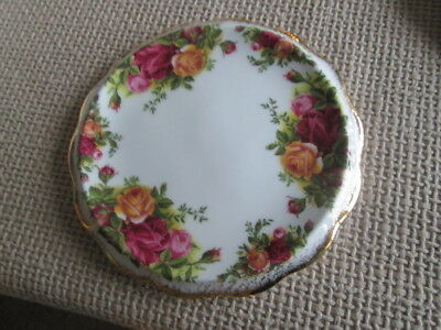 Royal Albert Old Country Roses Teapot Stand