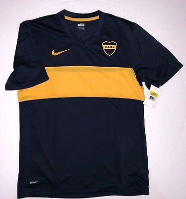 Boca Juniors 2007-2008 Shirt New With Tags Size S