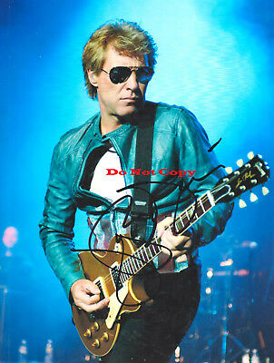 JON BON JOVI Autographed Signed 8x10 Photo Reprint