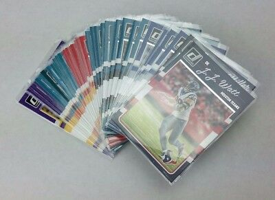 2016 Donruss 3 - Football Cards - NFL - Auswahl / selection