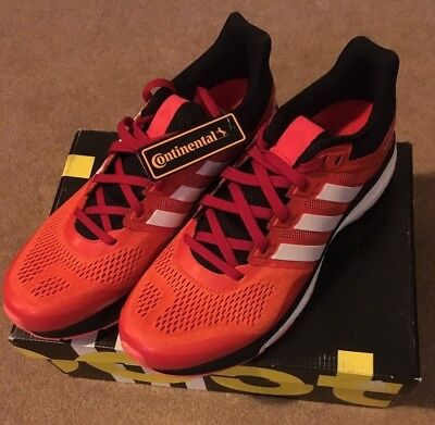Adidas Supernova glide 8 running shoes 9.5 trainers Men's new with tags / box