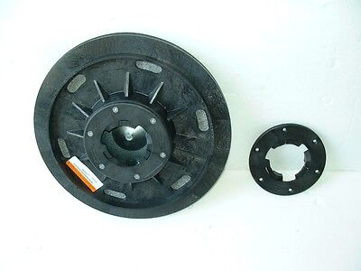 """Sandpaper  Driver, fits,17""""  buffer,Floor Machine ,& FREE extra NP-9200 plate"""