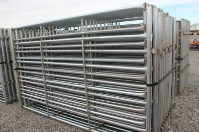 24 Free Standing Corral Panels 395 00 Picclick