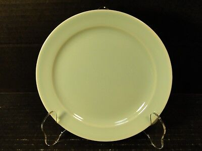 """Taylor Smith Taylor Luray Pastels Green Bread Plate 6 1/2"""" EXCELLENT"""