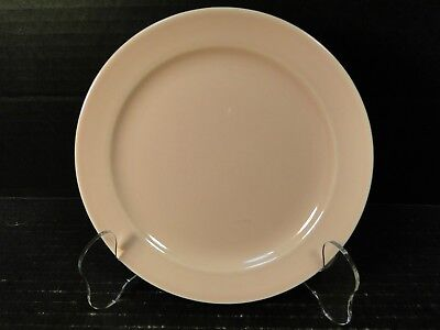 """Taylor Smith Taylor Luray Pastels Pink Bread Plate 6 1/2"""" EXCELLENT"""
