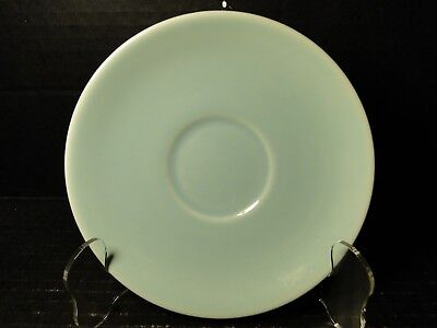 """Taylor Smith Taylor Luray Pastels Green Saucer 6"""" EXCELLENT"""