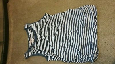 Great Expectations maternity Tank top XL